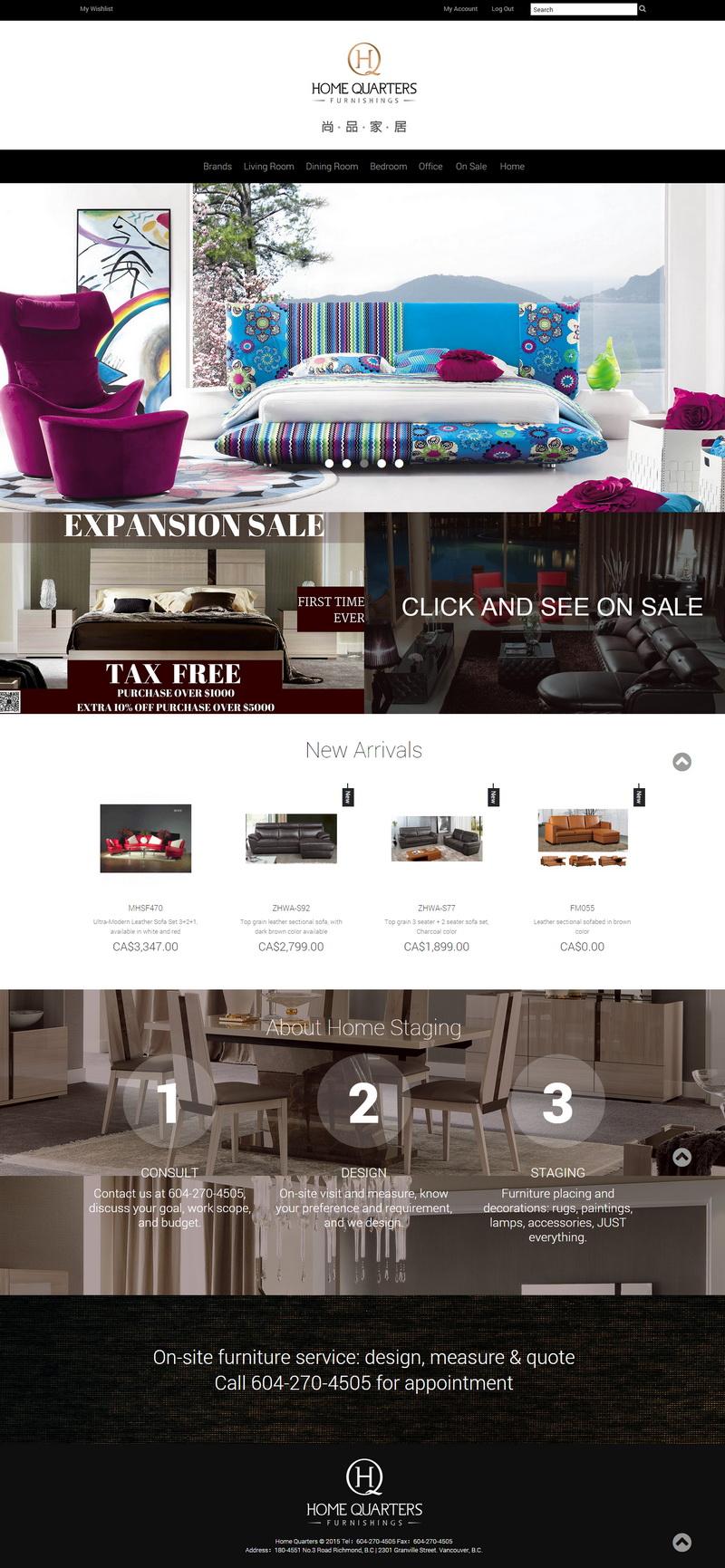 Vancouver E Commerce Website Development Projects 5u Website Vancouver Web Design And