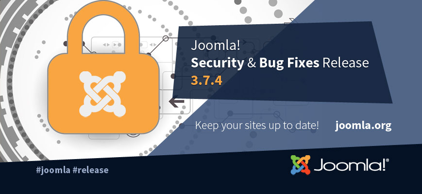 joomla 374 security update