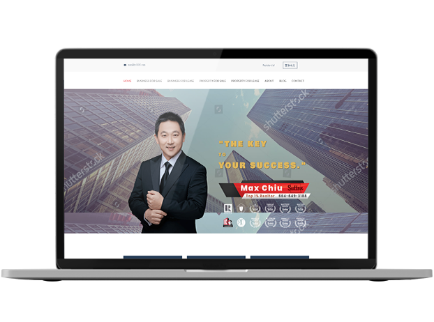 Vancouver Realtor® MLS® Website Design & Development