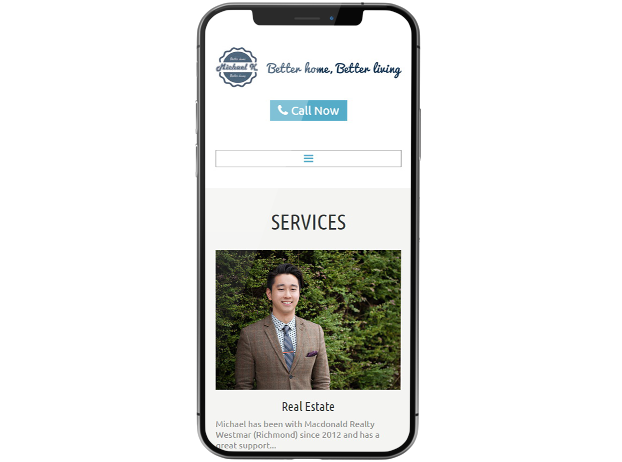 Vancouver MLS® Real Estate Website Design